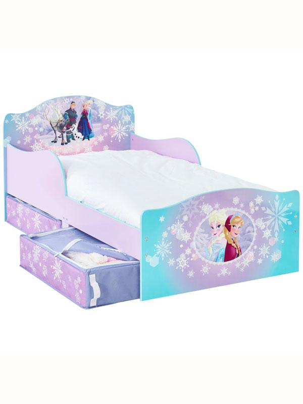Beste Frozen Houten Peuterbed | Kinderbed Anna Elsa Frozen MX-57
