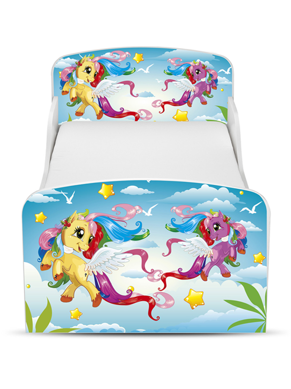 Houten Peuterbed My Little Pony