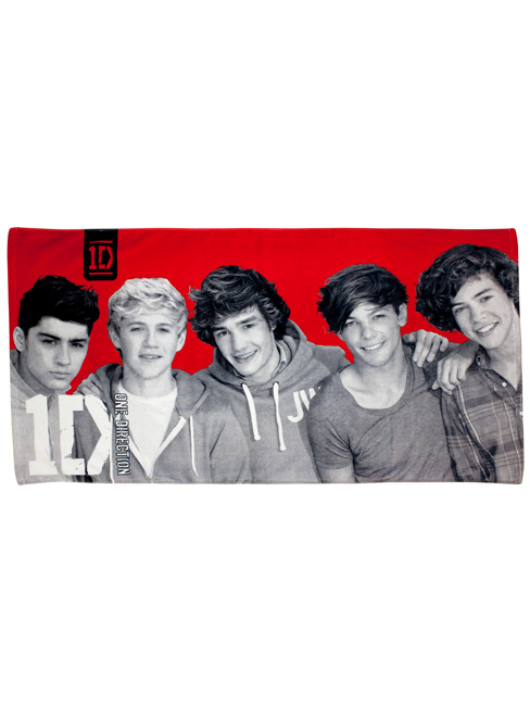 One Direction Strandlaken.One Direction Bad Handdoek Handdoek 1d Strand Handdoek