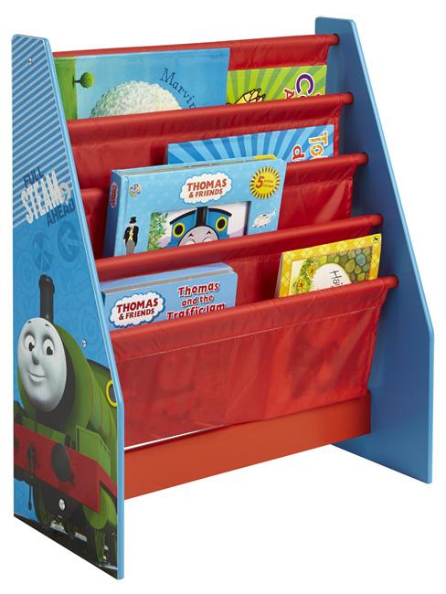 Thomas de trein boekenrek thomas de trein opberg systeem for Boeken opbergsysteem