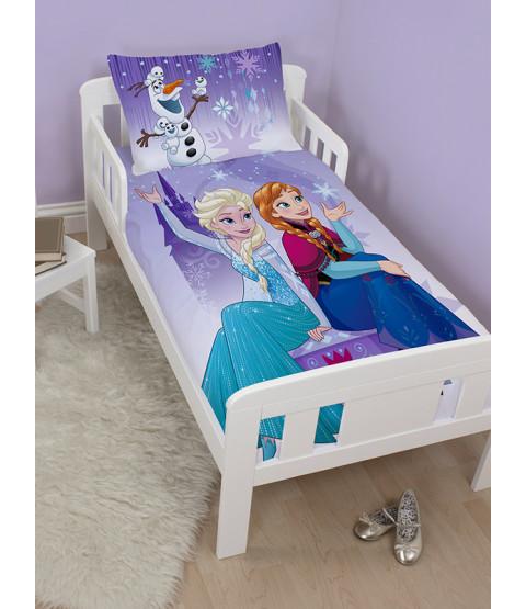Disney Frozen Dekbedovertrek Junior Peuter Frozen Anna