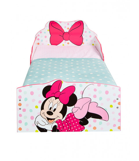 | Minnie Mouse Houten Junior Kinderbed | Minnie Muis bed