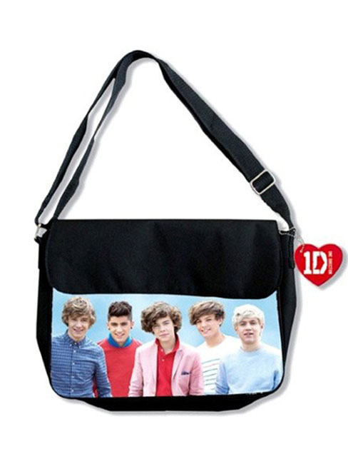 One Direction Strandlaken.One Direction Schouder Tas School Tas 1d One Direction Schooltas Schoudertas