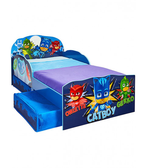 PJ MASKS peuterbedje Junior bed kinderbed