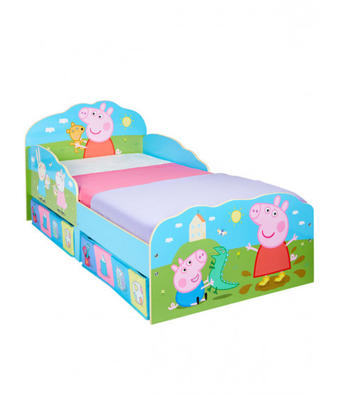 peppa pig big peuterbed