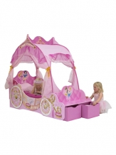 Disney Princess Hemelbed | Disney Princess Koets Bed