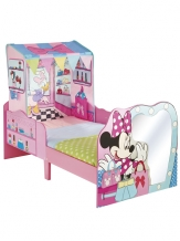 Minnie Mouse Houten Kinderbed/Peuterbed incl lades