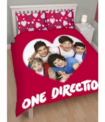 tweepersoons dekbedovertrek 1D one direction hoes set boyfriend