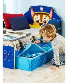 lades paw patrol bed