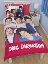 one direction eenpersoons craze dekbedovertrek hoes set 1D