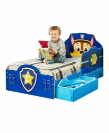 paw patrol bed junior peuterbed