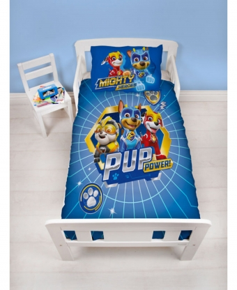 PAW PATROL  Junior Dekbedovertrek