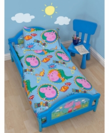 peppa george peuterbedje kinderbed