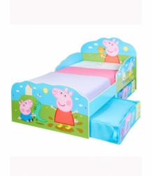 🐷 Peppa Pig Junior Bed Peuterbedje | PEPPA BIG