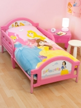 Disney Princess Wishes Kinderbed | Peuterbed