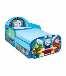 🚂 Thomas de Trein Junior Bed Peuterbedje | Stoomlocomotief