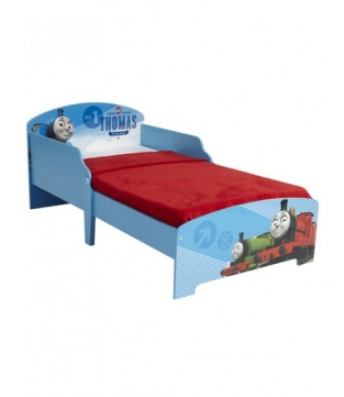 thomas de trein junior bed peuterbedje stoomlocomotief
