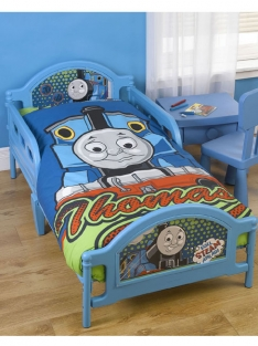 thomas-de-trein-bed-peuterbed-kinderbed